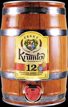 Krumlov 12 PREMIUM světlý ležák